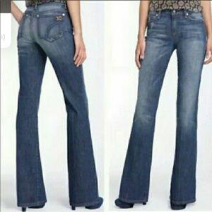 Joe's Jeans Muse bootcut jeans GiGi wash 30